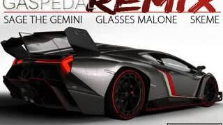 Sage the Gemini Ft  Justin Bieber & IamSu - Gas Pedal Remix [Download]