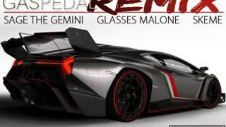 Sage the Gemini Ft  Justin Bieber & IamSu - Gas Pedal Remix [Download]