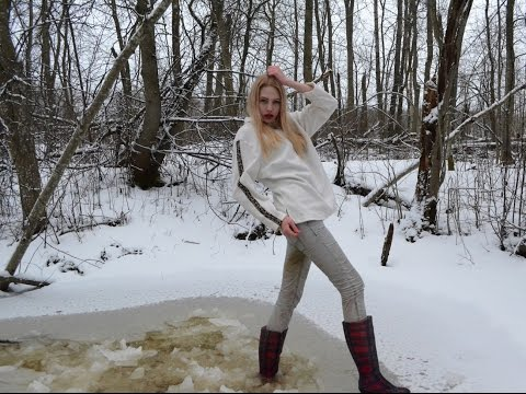 Waders in snow from YouTube · Duration:  1 minutes 10 seconds