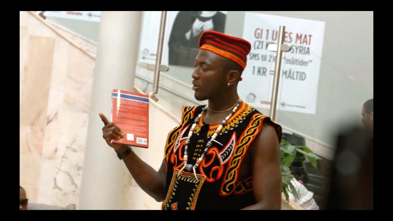 Black Norwegian (Gilbert Soba book launching Ceremony ...  Black Norwegian People