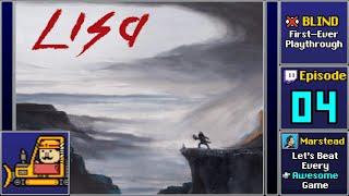 LISA The Painful RPG Episode 4 Blind - Bulldozer