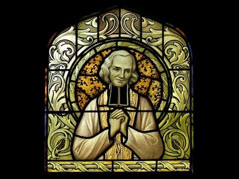 Lessons from my Favorite Saints - ST. JOHN VIANNEY - by Fr. John Corapi