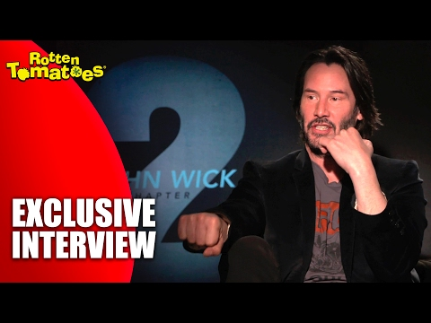 Keanu Reeves Has Plans for the Devil - Exclusive 'John Wick: Chapter 2' Interview (2017)