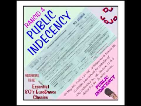 DJ JoJo Pineau   Public Indecency   Rancid 4   Italo Disco Hits