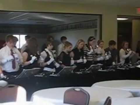 Girard High School Bell Choir 3