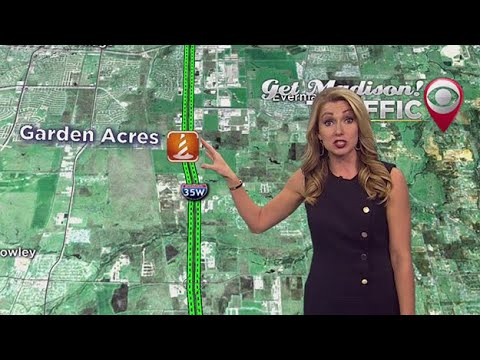 Another Construction Project Starting Along Interstate-35W