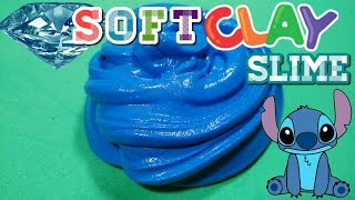 SOFT CLAY SLIME TUTORIAL [IND]