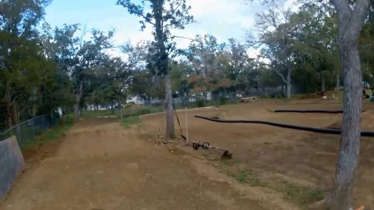 a true rc back yard track pics u0026 running vid youtube