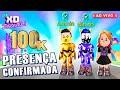 Gambar cover 🎉 LIVE Especial dos 100K com Participação do ADMIN e NIMDA