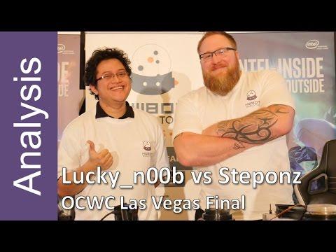 OC Analysis: lucky n00b vs Steponz - OCWC Final