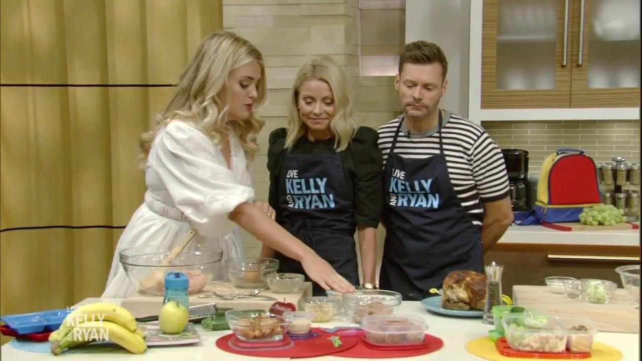 Daphne Oz Shares Healthy School Lunch Recipes