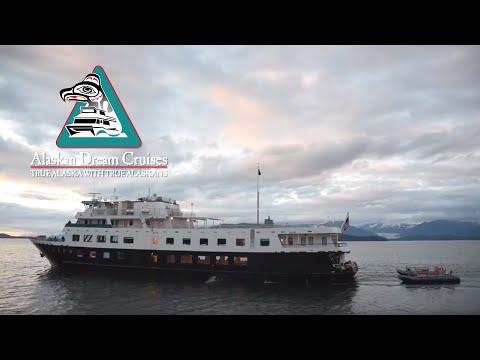 Experience True Alaska with True Alaskans by small ship