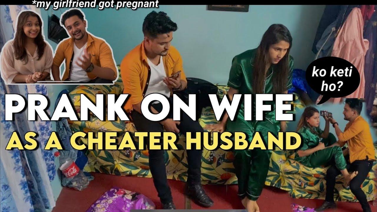 Download My girlfriend got pregnant// wife got prank as a cheater husband ||ft.Suraksha bhattarai ||roshan||