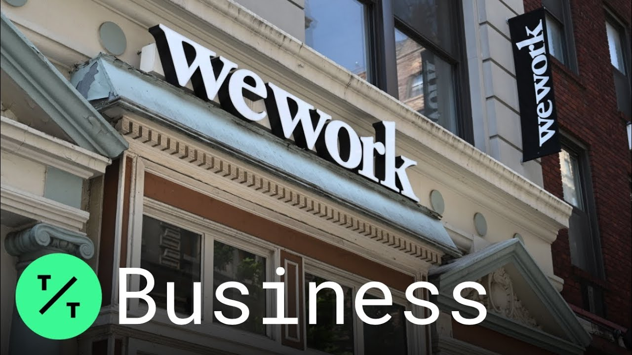 Bloomberg TIC TOC WeWork Files for IPO, Revealing Massive Losses