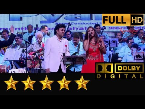 Hum to Tere Aashiq Hai by Madhuri Dey & Mukhtar Shah - Hemantkumar Musical Group Live Music Show