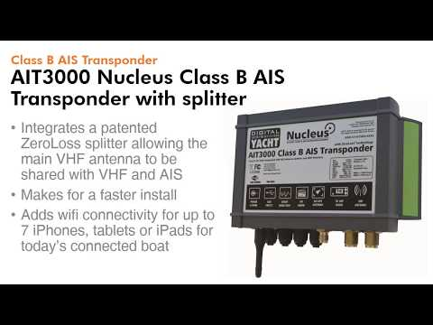 Class B AIS Transponders - A 5 Minute Guide - YouTube