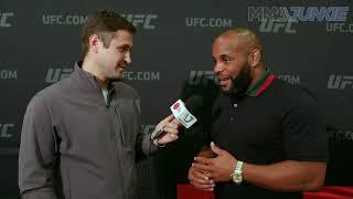 UFC 241: Daniel Cormier full pre-fight interview