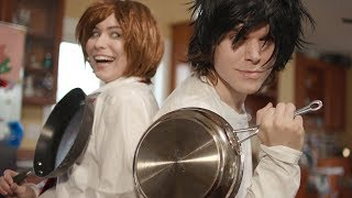 PANCAKE COOK OFF!!! (Death Note)