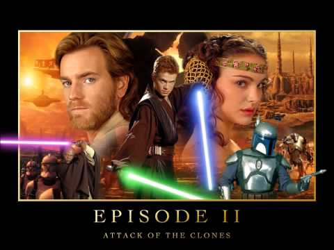 Filmscore Fantastic presents Star Wars: Episode II Attack of the Clones the Suite