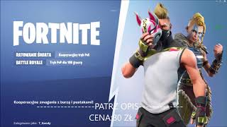 OPENING BUTT Z GENERATORA SELL ACCOUNTS PSC FORTNITE