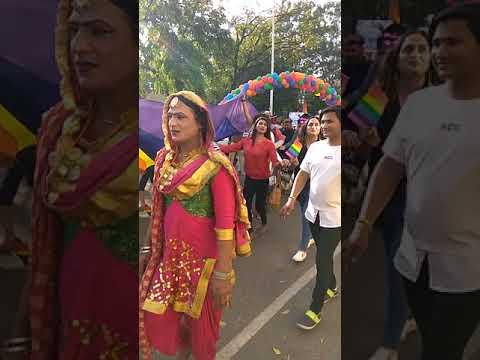 PU, Chandigarh Gay Pride Walk 2018 FULL COVERAGE