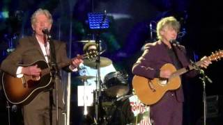 Crowded House - Weather With You (24 November 2016, On The Steps, Sydney)