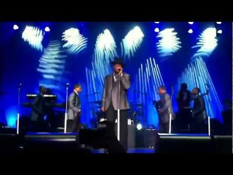 New Edition - Jealous Girl (LIVE) Kent, WA 06/22/2012