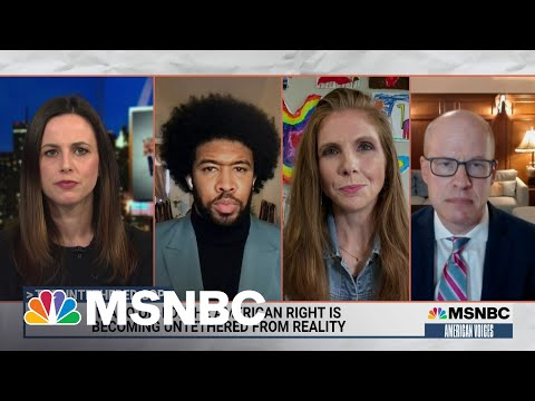 Max Boot: 'The Republican Party Is Becoming An Increasingly Authoritarian Party' | MSNBC