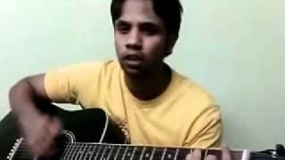 saanson ki jaroorat hai jaise;Aashiqui guitar cover.... Chords tutorial
