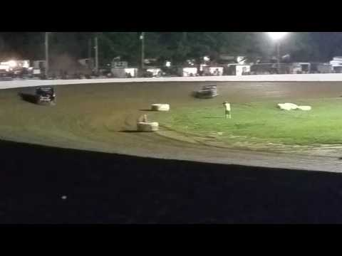 Brownstown Speedway 7-16-2016 Late Model B-Main Race