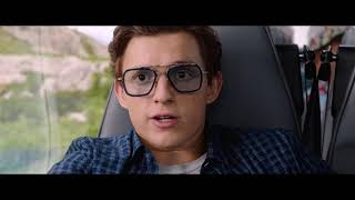 Peter discovers Iron Man's EDITH Scene - SPIDER-MAN: FAR FROM HOME (2019) Movie Clip Thumb