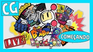 Começando: Super Bomberman R PC
