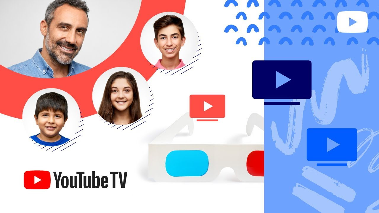 An overview of YouTube TV family plans | US only - YouTube