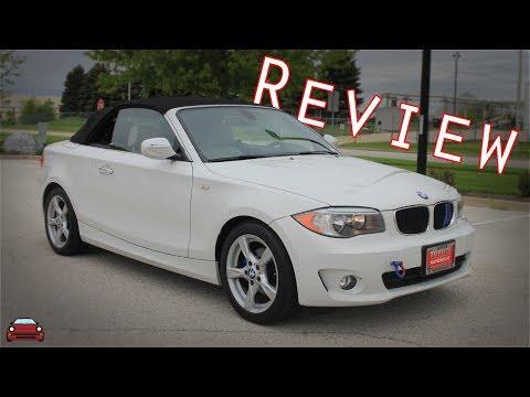 2013 BMW 128i Review