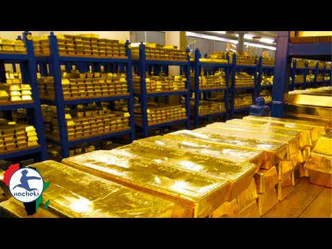 Top 10 Gold Producing Countries In Africa