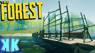 The Forest - Building A Sick Escape Plan Base 2.0! - Forest Fridays - #11