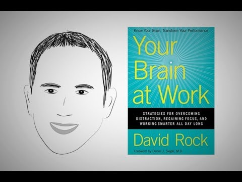 YOUR BRAIN AT WORK by David Rock | Animated Core Message