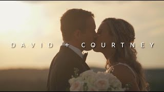 Courtney + David CINEMATIC WEDDING FILM