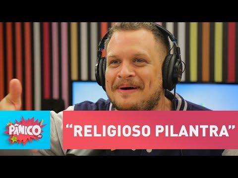 "Humorista umbandista mostra como identificar o ""religioso pilantra"""