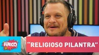 """Humorista umbandista mostra como identificar o """"religioso pilantra""""   Pânico"""