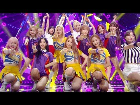Free download lagu 《EXCITING》 WJSN(Cosmic Girls) (우주소녀) - HAPPY @인기가요 Inkigayo 20170716 terbaru 2020