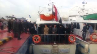 شاهد خالد محجوب الذى أسقط شرعية مرسي والاخوان قبل ثورة 30يونيوفى قناة السويس الجديدة