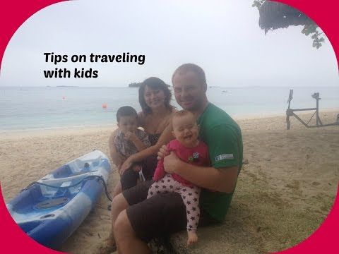Travel Tips with Kids to Treasure Island, Fiji
