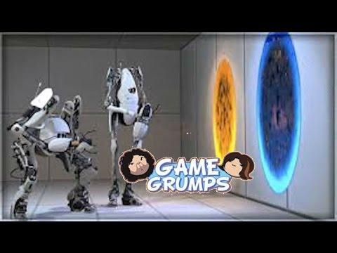 Game Grumps Portal 2 Best Moments