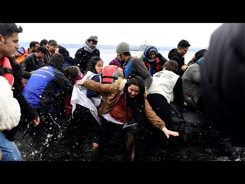Turkey opens European border to hordes of Syrian refugees