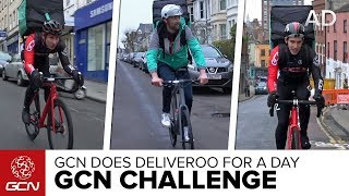 The GCN Cycle Courier Challenge
