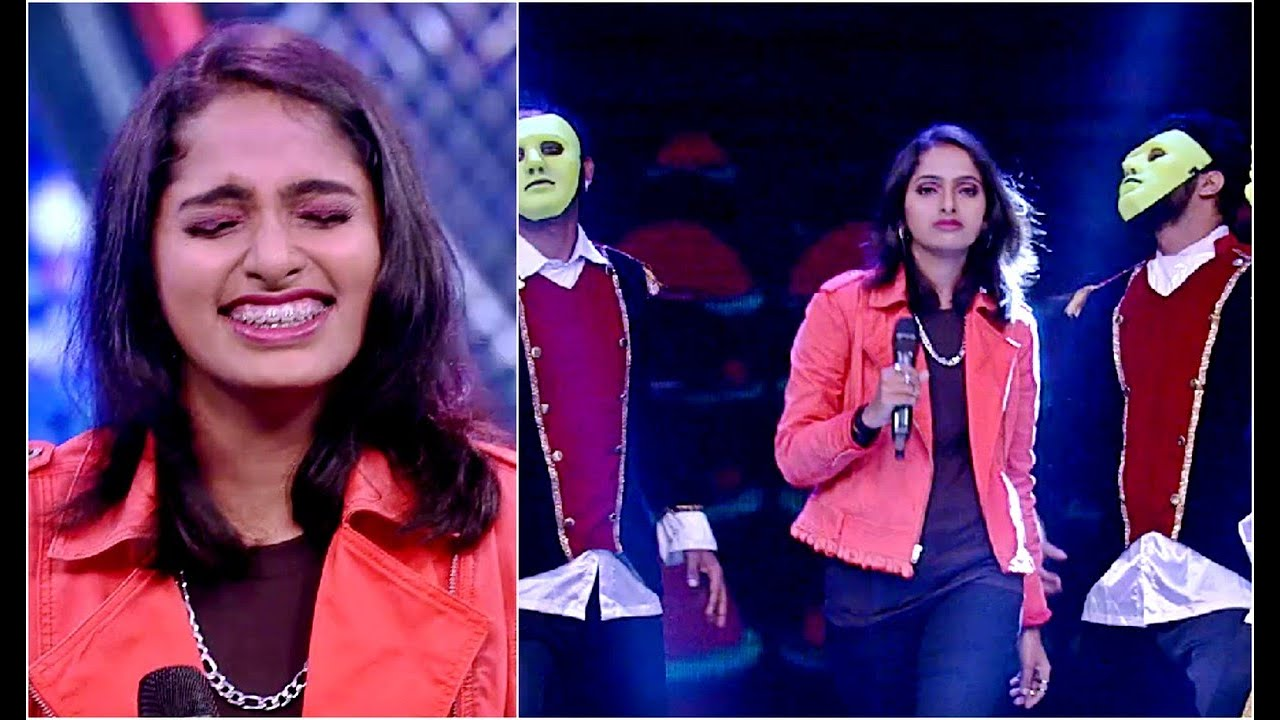 Super 4 | Shwetha takes the floor by surprise! | Mazhavil Manorama