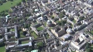 SKYCam2 Aerial Video Demo - Olympic Park 2012 & Oxford