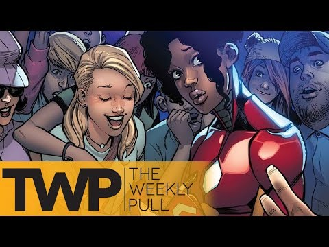 Let's talk about Riri Williams and more | The Weekly Pull Podcast