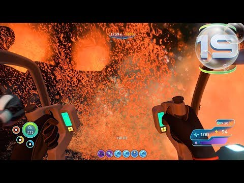THE LAVA ZONE - Subnautica - Part 19
